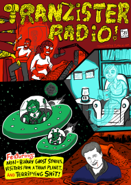 Poster Image for the Tranzister Radio show